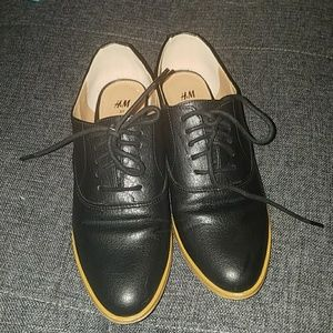 H&M Oxfords size 6